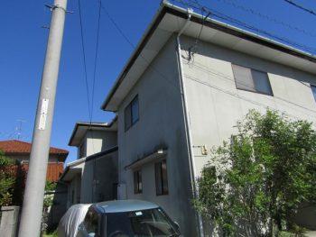 施工前のオーナー様宅と借家
