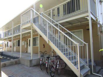玉野市のアパート塗装!傷みやすい屋根は長持ちの無機塗料で!