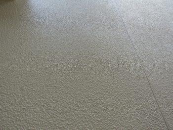 外壁の厚膜仕様の塗装完成