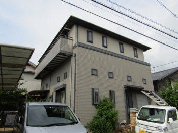 倉敷市の住宅施工前
