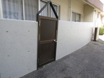 コンクリート打ちっぱなしの塗装