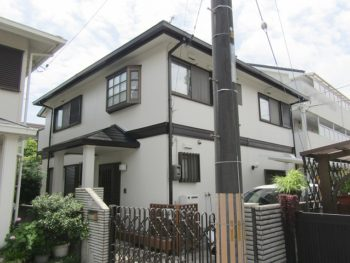 岡山市 屋根外壁塗装をアウトレット塗料で安くご提供!