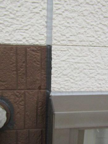 シーリングを塗装する外壁の色に合わせる
